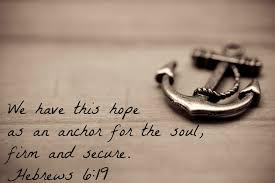 Anchor Scripture